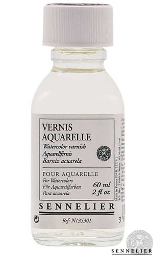 Aquarellfirnis 0