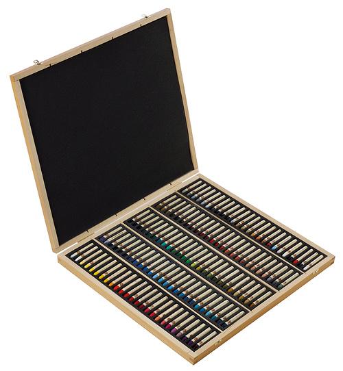 Ölpastelle - Holzschachteln n132518-120pl